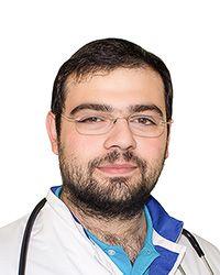 Хачатурян Гурген Араратович - врач общей практики отделения скорой и неотложной помощи ЕМС. Сохранение жизни пациента до приезда в стационар.