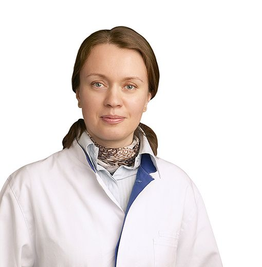 IGNATIEVA Oksana, Cardiologist, head of clinic of cardiovascular diseases, specialist in echocardiography and functional diagnostics, клиника ЕМС Москва