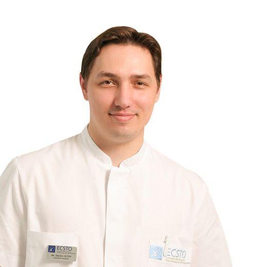 ILYIN Dmitry, Orthopaedist, Surgeon, клиника ЕМС Москва