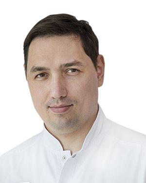 ИЛЬИН Дмитрий, Хирург-ортопед-травматолог, клиника ЕМС Москва