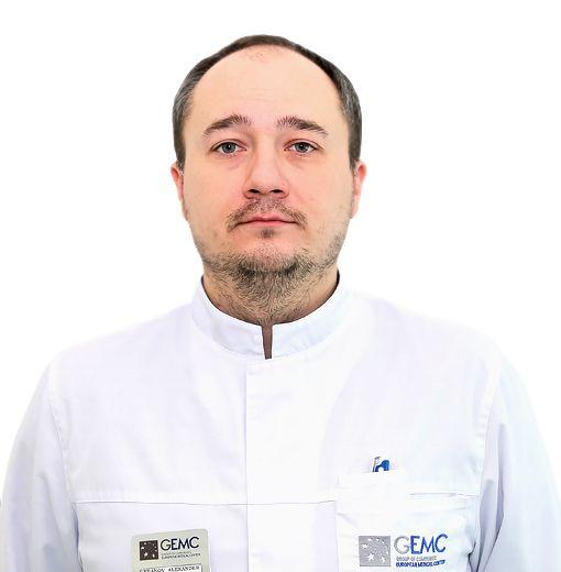 URBANOV Alexander, Intensivist, клиника ЕМС Москва