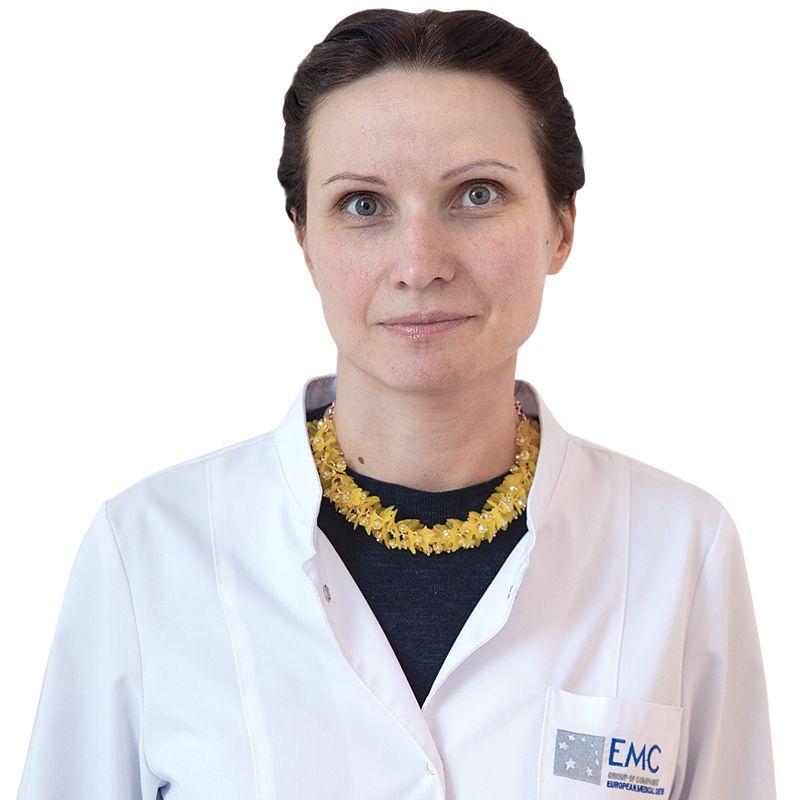 KOROTCHAEVA Yuliya, Nephrologist, клиника ЕМС Москва