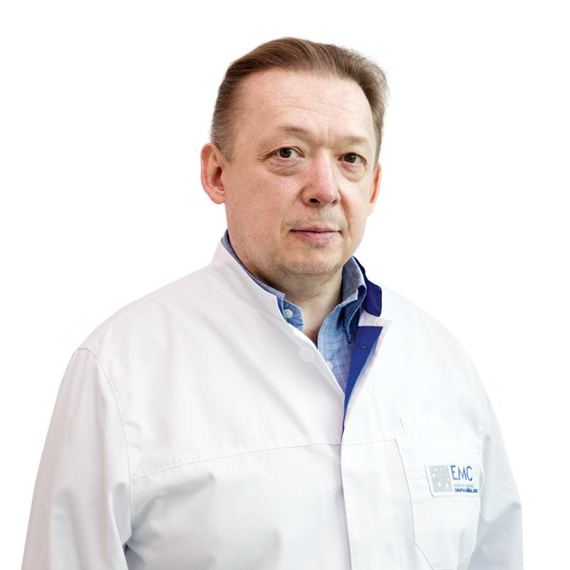 БУЛАНОВ Анатолий, Онколог, д.м.н , клиника ЕМС Москва