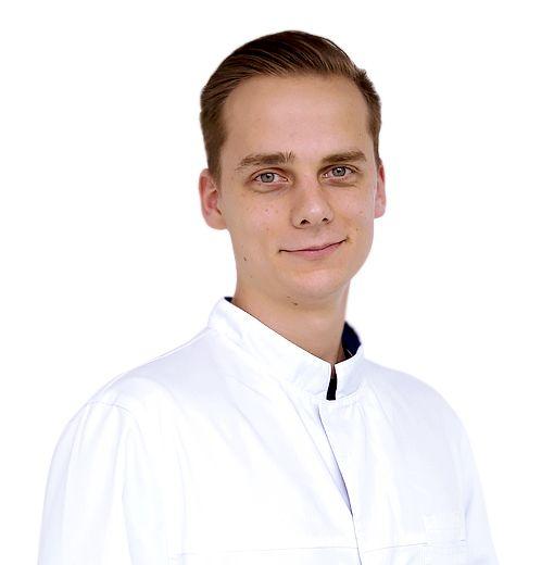 KLIMENKO Dmitry, Remedial Gymnastics coach, клиника ЕМС Москва