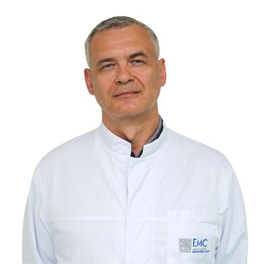 ФУРСЕНКО Глеб, Травматолог-ортопед, клиника ЕМС Москва