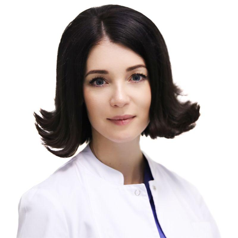 ДЕСЯТКОВА Нина, Акушер-гинеколог. репродуктолог, клиника ЕМС Москва