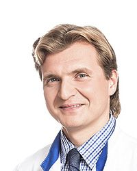 Иванов Виталий Юрьевич - офтальмолог офтальмологической клиники ЕМС. Лечение заворота век.