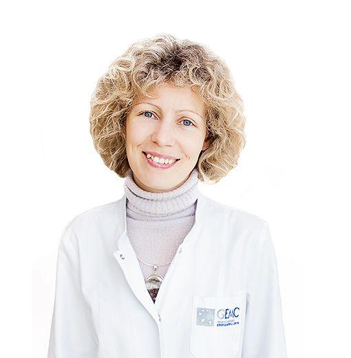 KACHENOVSKAYA Tatyana, Speech therapist and speech pathologist, клиника ЕМС Москва