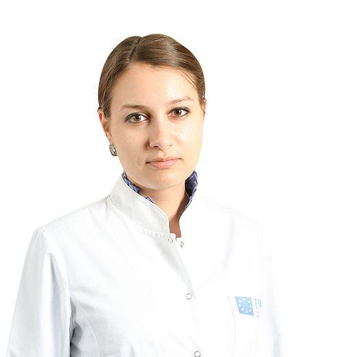 KAKAULINA Viktoria, Epileptologist, клиника ЕМС Москва