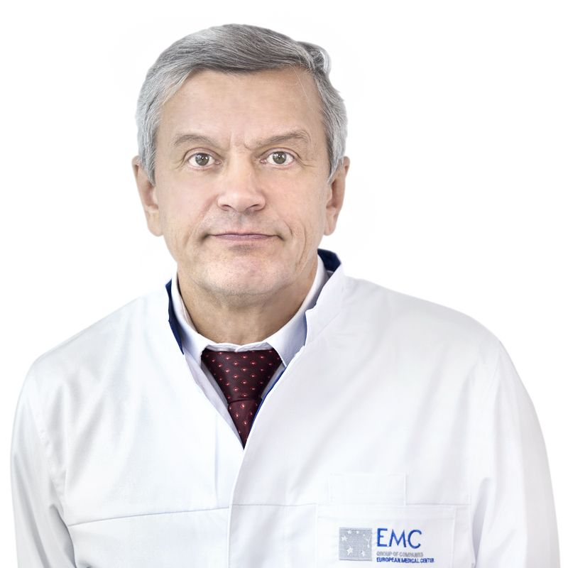 KAMCHATNOV Pavel, neurologist, professor, клиника ЕМС Москва