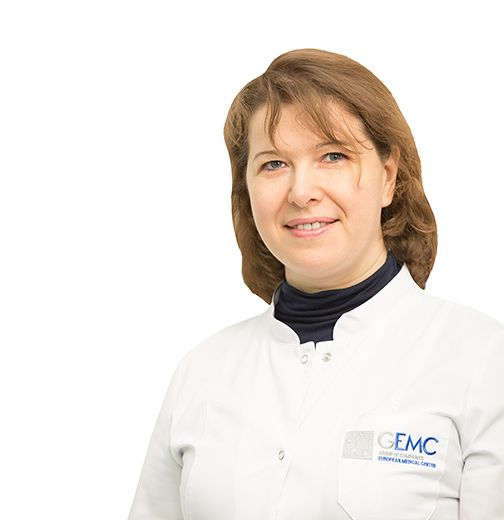 КАРАЕВА Ольга, Врач-ревматолог, клиника ЕМС Москва