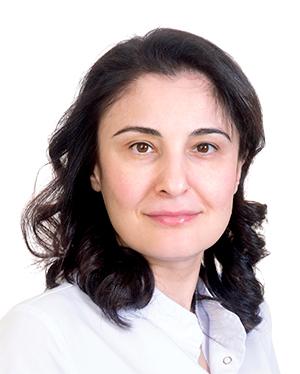 КАРАПЕТЯН Лусине, Ведущий врач-дерматовенеролог, косметолог, клиника ЕМС Москва