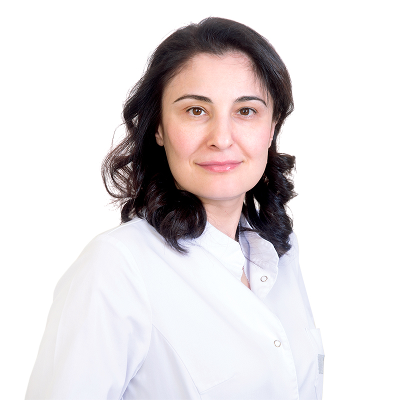 KARAPETYAN Lusine, Head of the department of cosmetology, cosmetologist-dermatologist, leading specialist of the clinic, клиника ЕМС Москва