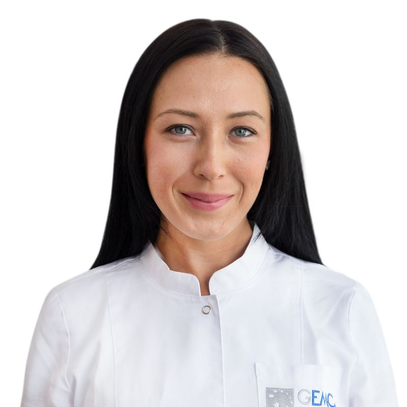 KARIMOVA Elena, doctor of functional and ultrasound diagnostics, клиника ЕМС Москва