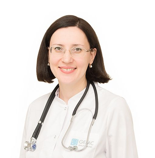 KLIMOVA Julia, Pediatrician, клиника ЕМС Москва