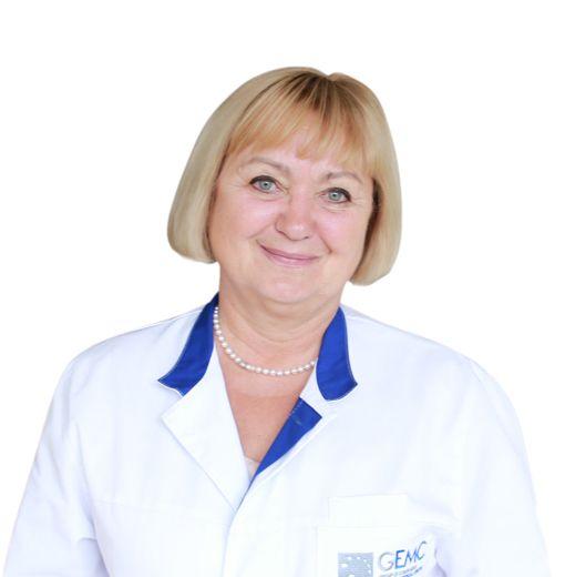 KNYAZEVA Olga, Psychiatrist, psychotherapist, клиника ЕМС Москва