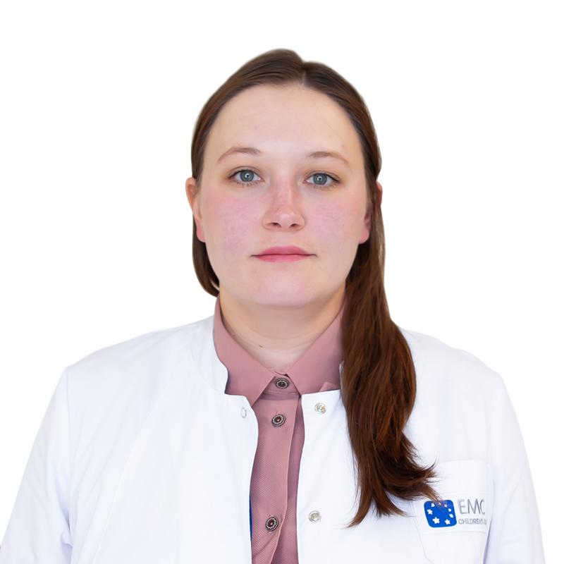 КОЛЕСНИКОВА Екатерина, Невролог, клиника ЕМС Москва