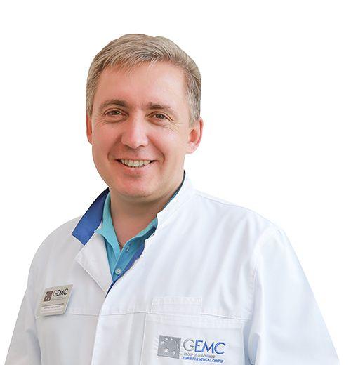 KOLOSKOV Andrey, Radiologist, mammologist, клиника ЕМС Москва