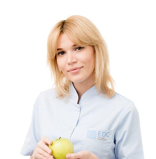 KONOVNITSYNA Maria, Children's dentist, клиника ЕМС Москва
