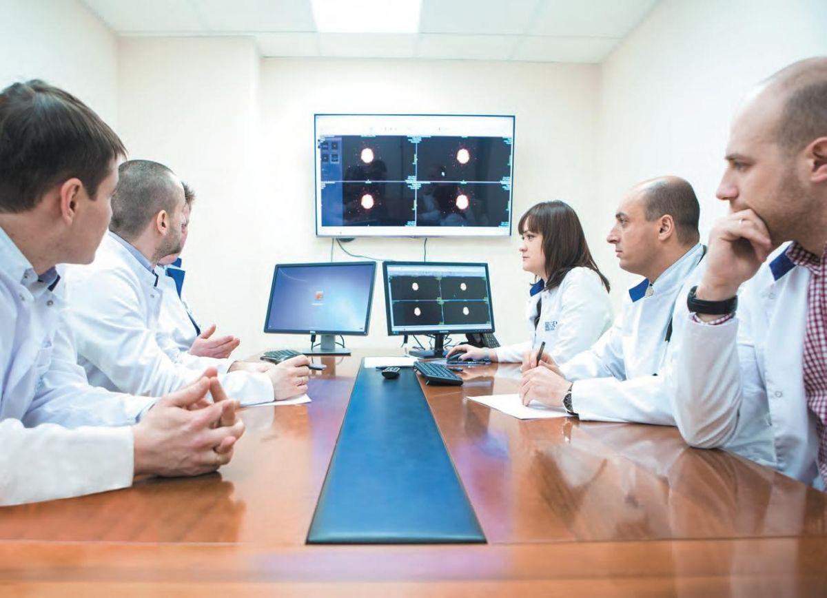 лечение рака легких в Москве