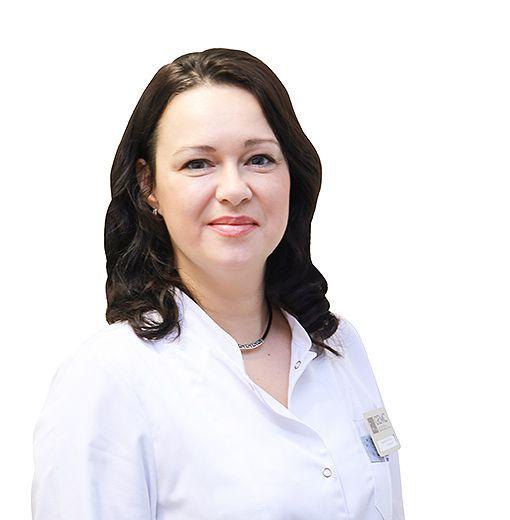KORCHAGINA Elena, Geneticist, клиника ЕМС Москва