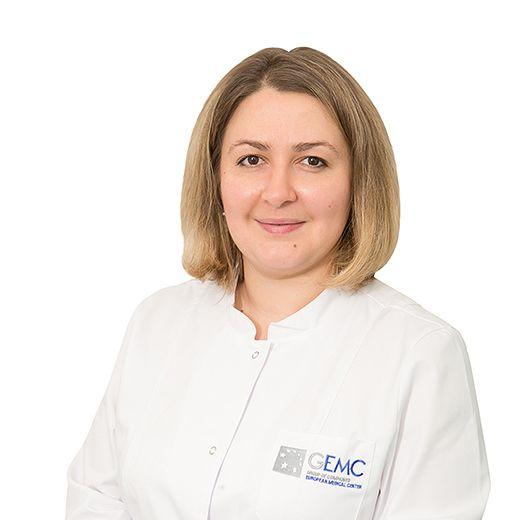 КОРОТКОВА Наталья, Врач клинической лабораторной диагностики, клиника ЕМС Москва