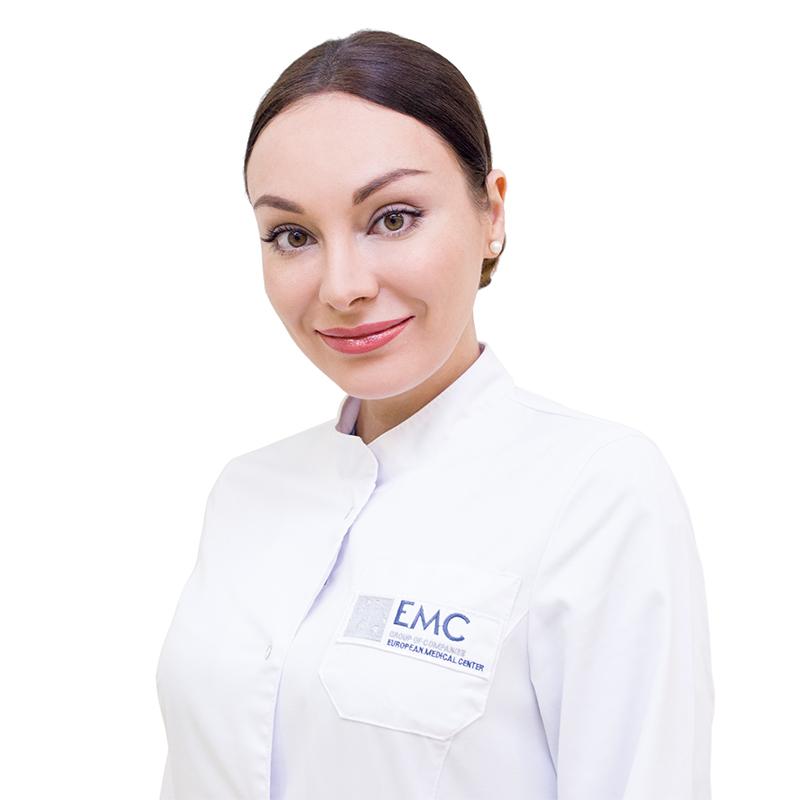 КОВШОВА Маргарита, Косметолог-эстетист, клиника ЕМС Москва