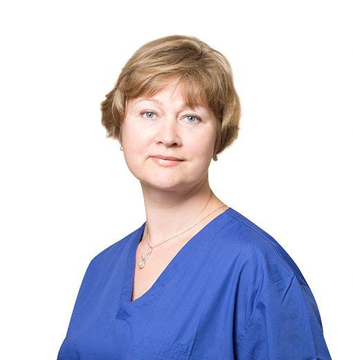 КОЗИЧЕВА Марина, Старшая операцонная Медицинская сестра, клиника ЕМС Москва