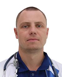 Краснов Андрей Михайлович - врач общей практики отделения скорой и неотложной помощи ЕМС. Терапевтическая тактика оказания неотложного лечения.
