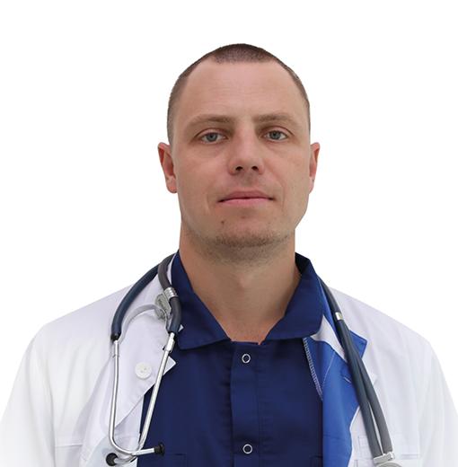 КРАСНОВ Андрей, Врач общей практики, клиника ЕМС Москва