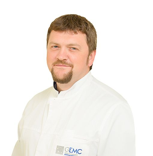 КРАВЧЕНКО Дмитрий, Врач анестезиолог-реаниматолог, клиника ЕМС Москва