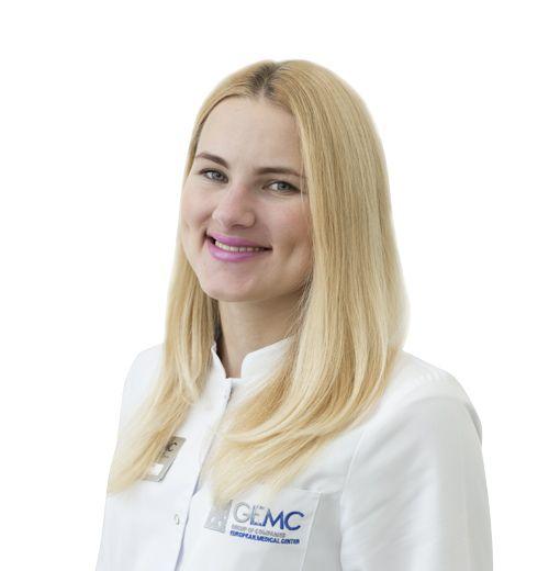 КУЗНЕЦОВА Анна, клиника ЕМС Москва