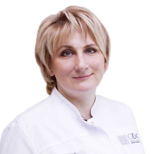 KUZNETSOVA Elena, EMC senior nurse, клиника ЕМС Москва
