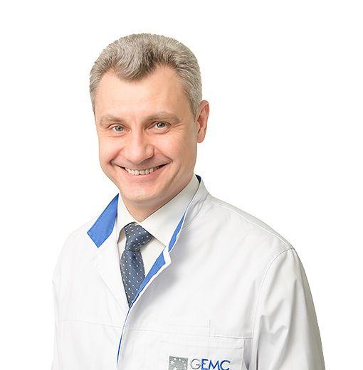 ЛЕВИН Алексей, Врач общей практики, клиника ЕМС Москва