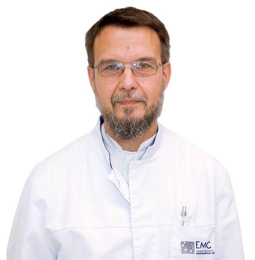 ISAEV Dmitry, Embryologist, клиника ЕМС Москва