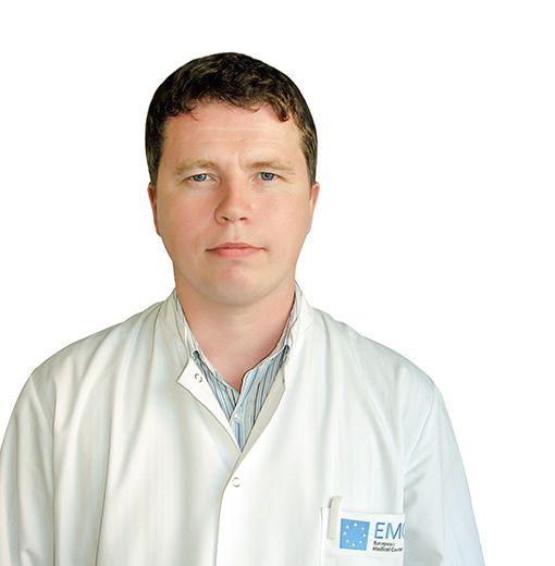 LOBKOV Aleksey, Maxillofacial surgeon, otolaryngologist, клиника ЕМС Москва