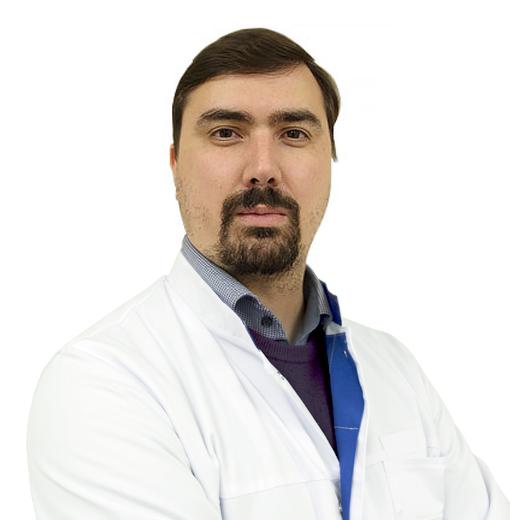 ЛОБОДА Антон, Врач общей практики, клиника ЕМС Москва