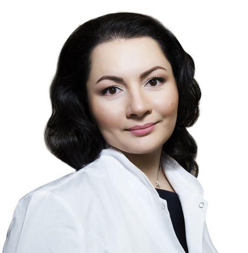 LOGINOVA Olga, Obstetrician-gynecologist, gynecologist-endocrinologist, клиника ЕМС Москва