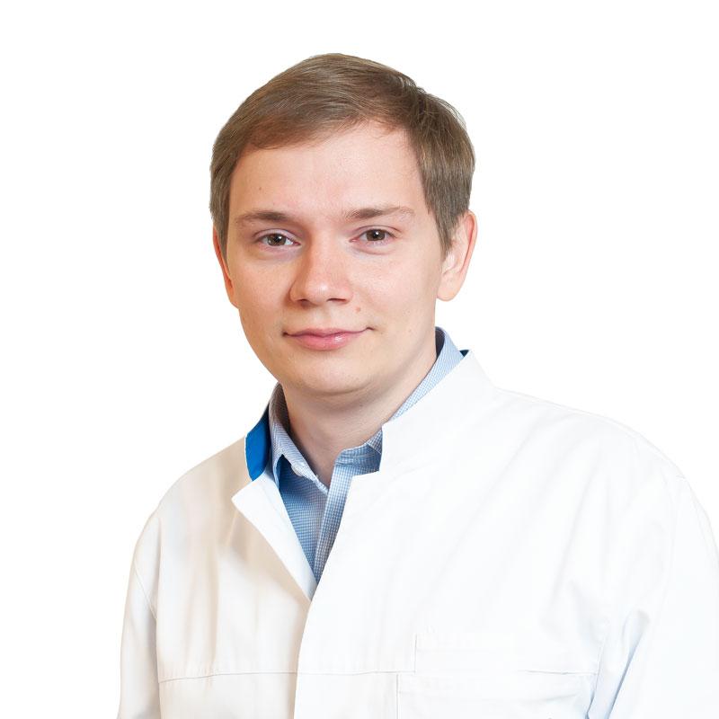 ЛОКТИОНОВ Алексей, Врач-рентгенолог, клиника ЕМС Москва