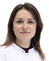 УРБАНОВА Ксения, эндокринолог