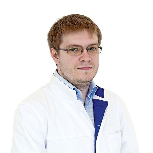 МАХИНОВ Константин, Невролог, клиника ЕМС Москва