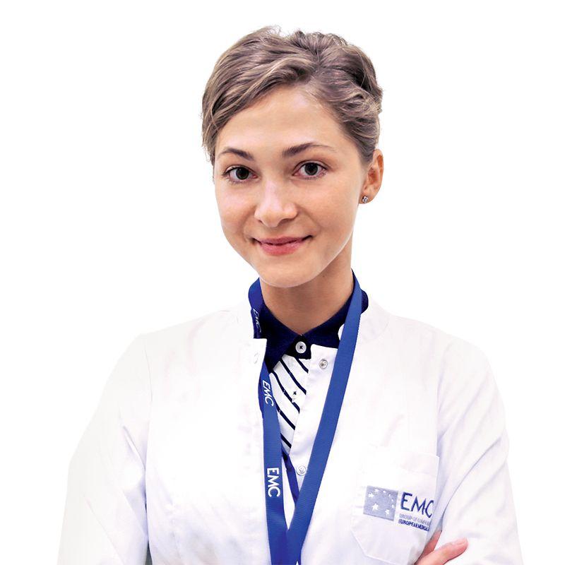 MAKAZAN Nadezda, PEDIATRIC ENDOCRINOLOGIST, клиника ЕМС Москва