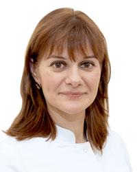 Екатерина Князева, педиатр