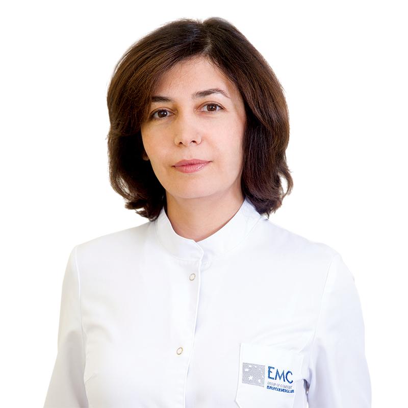 KARAPETYAN Marianna, Dermatologist-cosmetologist, the leading specialist of the clinic, клиника ЕМС Москва