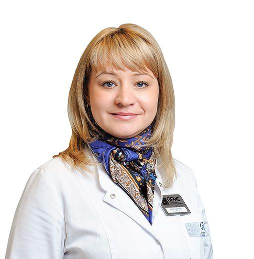MARKINA Julia, Radiologist, клиника ЕМС Москва