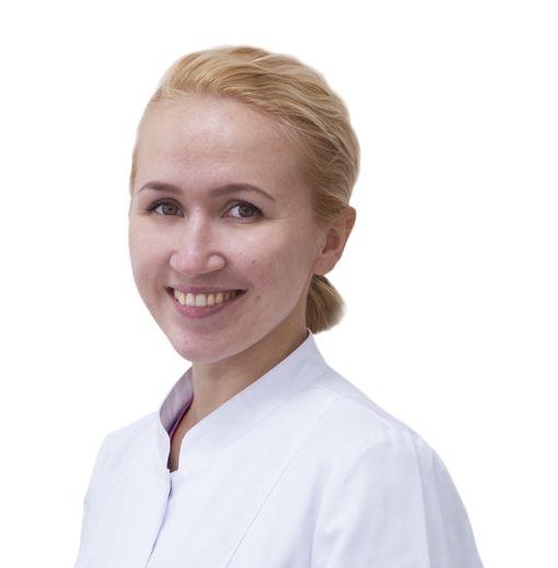 MARKOVA Anna, Pediatrician, клиника ЕМС Москва