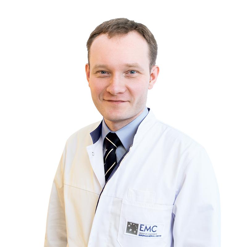 МАРШАЛА Сергей, врач общей практики, клиника ЕМС Москва
