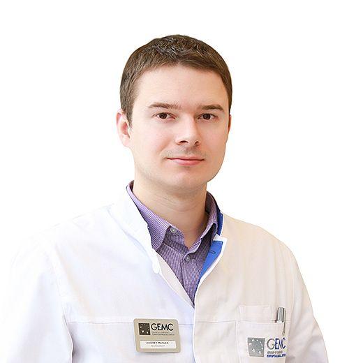 MASLAK Andrey, Neurologist, neurophysiologist, клиника ЕМС Москва