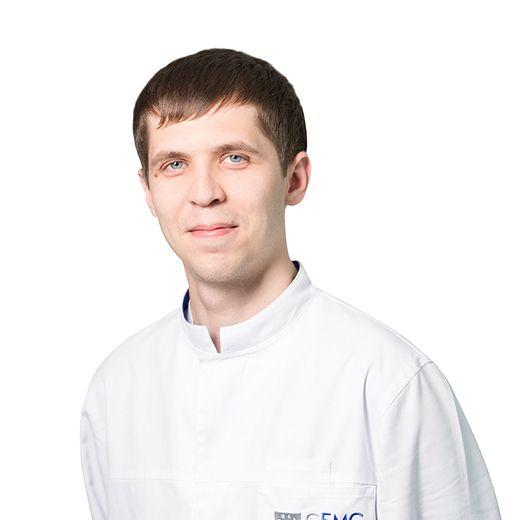 МЕЛЬНИКОВ Александр, Медицинский брат, клиника ЕМС Москва