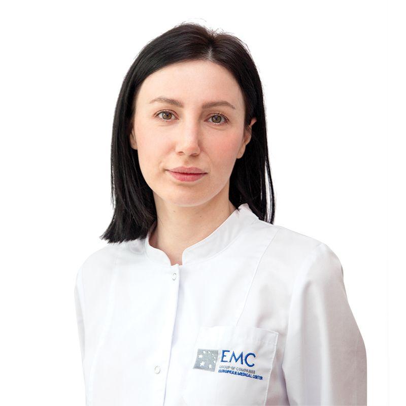 МИКАИЛОВА Патимат, Врач-дерматовенеролог, косметолог , клиника ЕМС Москва